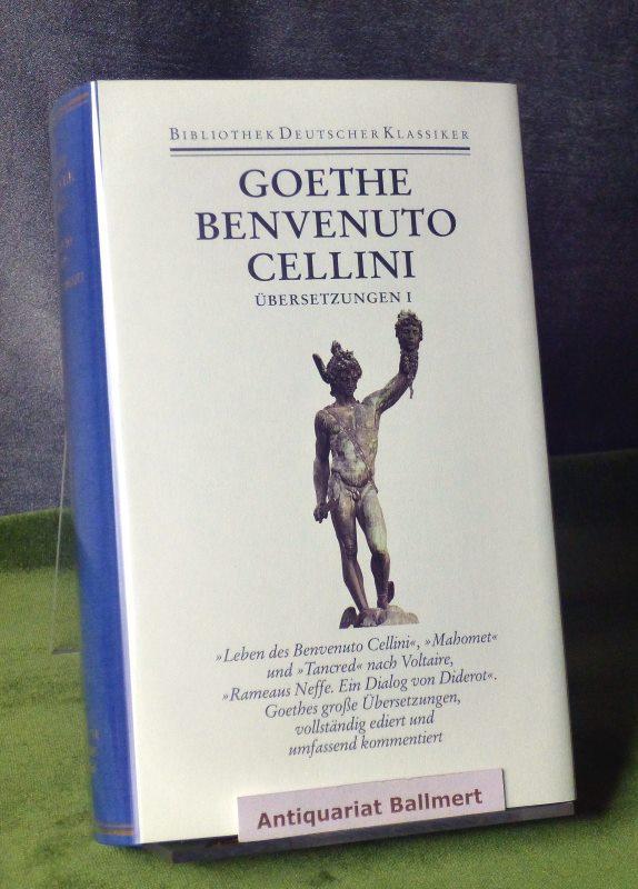 Leben des Benvenuto Cellini (German Edition)