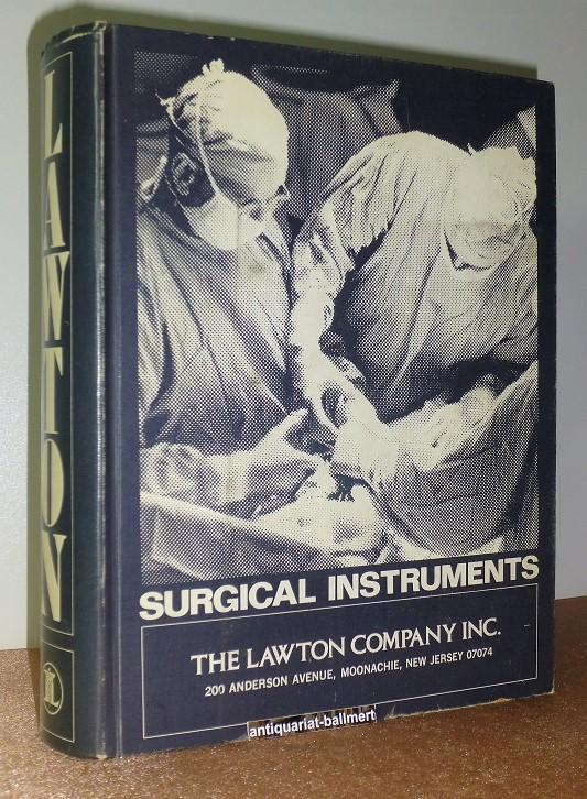 surgical instrumemt catalog by lawton company moonachie n j the lawton company. Black Bedroom Furniture Sets. Home Design Ideas