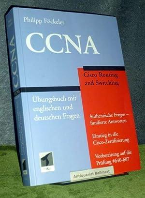 CCNA. Übungsbuch mit englischen und deutschen Fragen ; [cisco ...