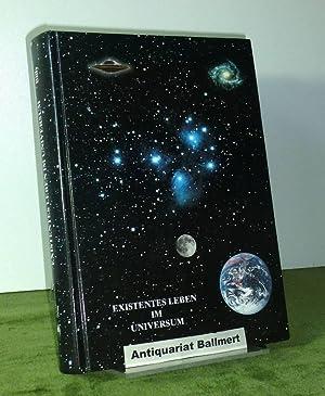 Existentes Leben im Universum.: Meier, Eduard Albert: