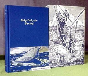 Moby-Dick; oder: Der Wal. Deutsch von Friedhelm: Melville, Herman; Wehr,