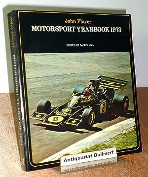 John Player Motorsport Yearbook 1973.: Gill, Barrie [Edit.]: