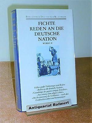 Johann Gottlieb Fichte - Schriften zur angewandten: Fichte, Johann Gottlieb