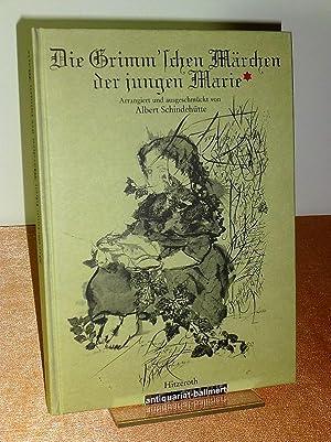 Die Grimm'schen Märchen der jungen Marie. Es: Schindehütte, Albert (arrangiert
