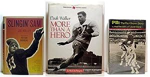 Football At Its Finest: Sammy Baugh, Doak Walker & Paul Brown: Various