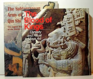 The Subterranean Army of Emperor Qin Shi Huang & The Blood of Kings : Dynasty and Ritual in ...