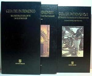 Guia Del Patrimonio Recorridos Culturales De Las Isl Baleares I & II - Palma Y Mallorca Vol 1 &...