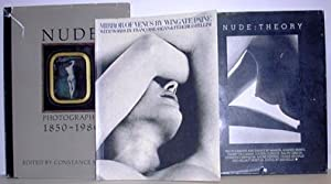 """NUDE PHOTOGRAPHY: 3 VOL. SET - #1 """"Nude: Theory"""" - #2 - """"Nude Photographs: 1850-..."""