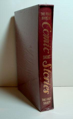 The Folio Book of Comic Stories: The Folio Society