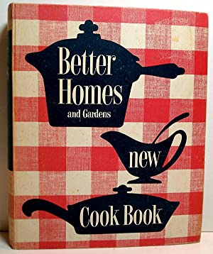 Better Homes & Gardens New Cook Book (First Edition 8th printing 1953): Better Homes & Gardens