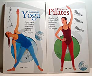 """Discover Yoga"""" AND """"Discover Pilates"""": Lloyd, Elly & Mann, Michael"""