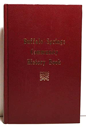 Buffalo Springs Community History Book: Maxwell, Louise; Reeder, Louise