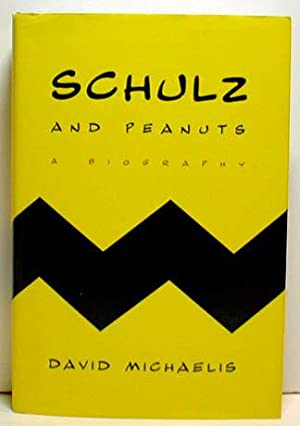Charles Schulz Peanuts Collection: 5 BOOKS: Schulz & Peanuts (bio); Happu Birthday Charlie ...
