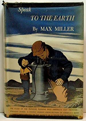 Speak To The Earth: Miller, Max