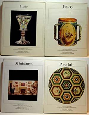 """Smithsonian Illustrated Library of Antiques: Set of 4 Vol. Including """"Pottery""""; """"..."""