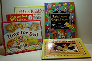 Peter Rabbit and Other Stories ; Night House Bright House; When The Rooseter Crowed; Time For Bed; ...