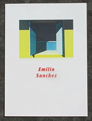 Emilio Sanchez: Paintings, Watercolors, Drawings, Prints