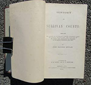 History of Sullivan County: Quinlan, James E.