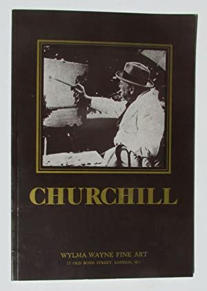 Sir Winston Churchill: Exhibition of Paintings, 24th June to 30th July 1982