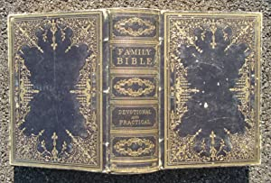 The Devotional and Practical Polyglott Family Bible, Containing the Old and New Testaments [Evans ...