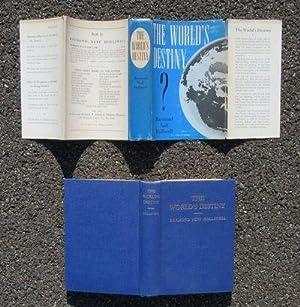 The World's Destiny According to Prophecy: Holliwell, Raymond Neff