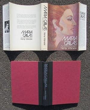 Maria Callas: The Art Behind the Legend: Wisneski, Henry.