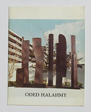 Oded Halahmy [Bronze Sculpture Exhibit Catalog]