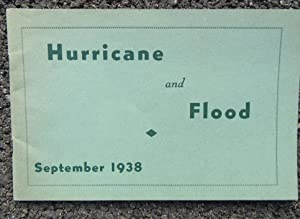 A Story in Pictures of the Hurricane and Flood of September 21, 1938: Orange Enterprise and Journal