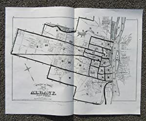 City Atlas of Albany New York, from Official Records, Private Plans and Actual Surveys, Based Upon ...