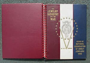 The Jewelry Industry and the War: McCarthy, James, Editor