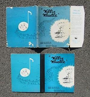 Willie Whistle: Messman, John