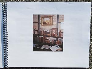 Thomas Cole's Old Studio: Catskill, New York 1839-1846 [Thomas Cole]: Racette, Frank