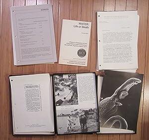 Schisto Packet I & II: Edna McConnell Clark Foundation et al