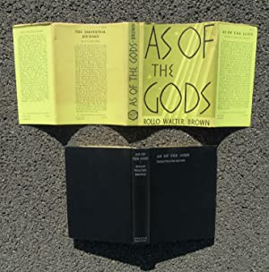 As of the Gods: Brown, Rollo Walter