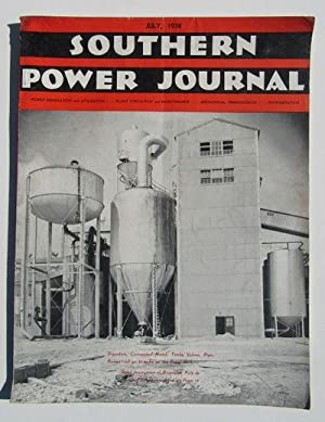 Steam and Power Plant of Brunswick Pulp and Paper Company [Southern Power Journal, 7/1938]: Alsos, ...
