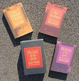 The Lord of the Rings: The Fellowship of the Ring; The Two Towers; The Return of the King [3 Volume...