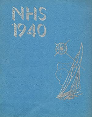 Senior Annual School Year Book for 1940 [Northville NY High School yearbook]: Northville Central ...