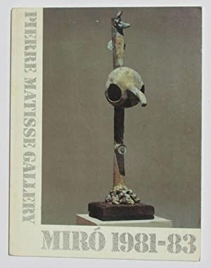Miro: The Last Bronze Sculptures, 1981-1983