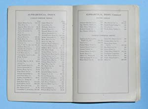 Hand Book [Handbook] of Automobiles, 1915: National Automobile Chamber of Commerce