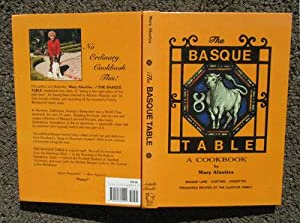 The Basque Table: A Cookbook