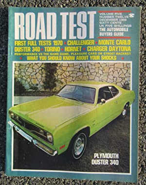 Road Test   Plymouth Duster