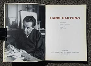 Hans Hartung: Marchiori, Giuseppe and Malle, Luigi