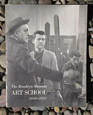 The Brooklyn Museum Art School, 1950-1951