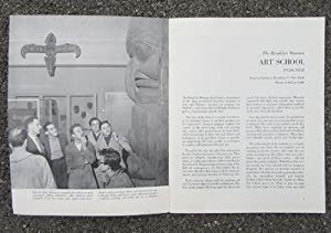 The Brooklyn Museum Art School, 1950-1951: Brooklyn Museum Art School