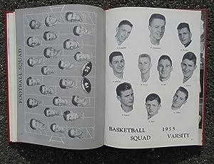 1955 Threshold [Averill Park, NY Central School class yearbook]: Averill Park Central School