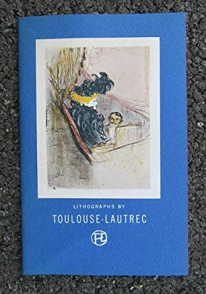 Lithographs by Toulouse-Lautrec from the Collection of Ferdinand H. Davis