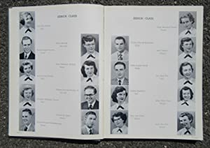 Blue and Gold 1953 [Tiffin, Ohio Columbian High School Yearbook]: Tiffin, Ohio Columbian High School
