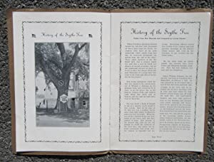 History of the Scythe Tree, Taken from War Records and Composed by Louise Menzer: Menzer, Louise
