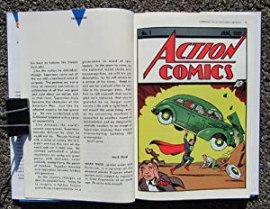 Superman The Action Comics Archives Volumes 1-5: DC Comics