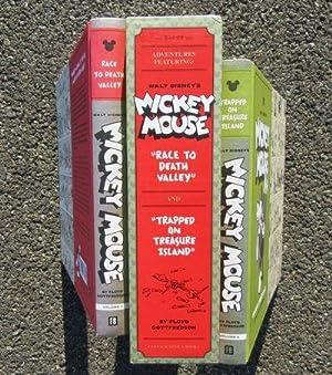 Walt Disney's Mickey Mouse Volumes 1-2: Gottfredson , Floyd